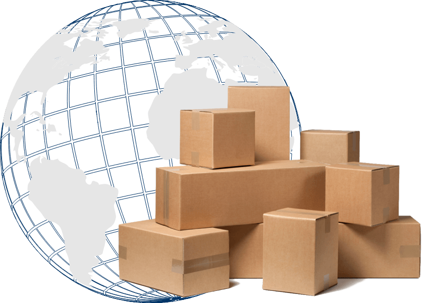 Image of our international courier services across Melbourne