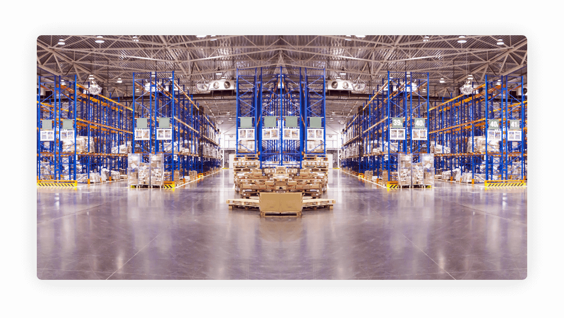 Image of our 3PL warehousing services in Melbourne